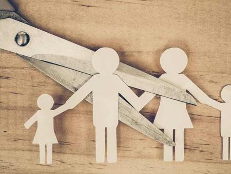 Os filhos e a separação conjugal